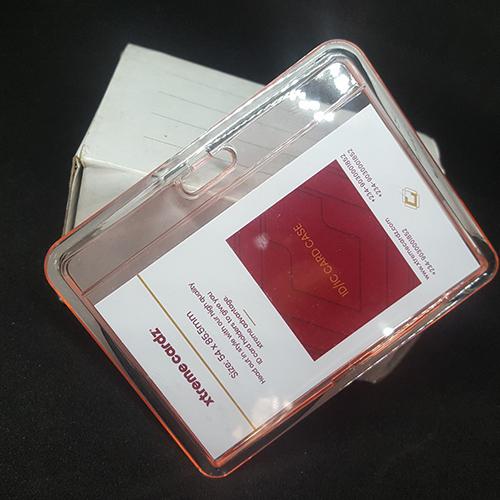 Glassy Colored Transparent Holder